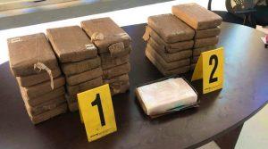 تعاون امني مغربي ـ أمريكي يقود إلى إجهاض محاولة لتهريب 35 كلغ من الكوكايين الخام بطنجة