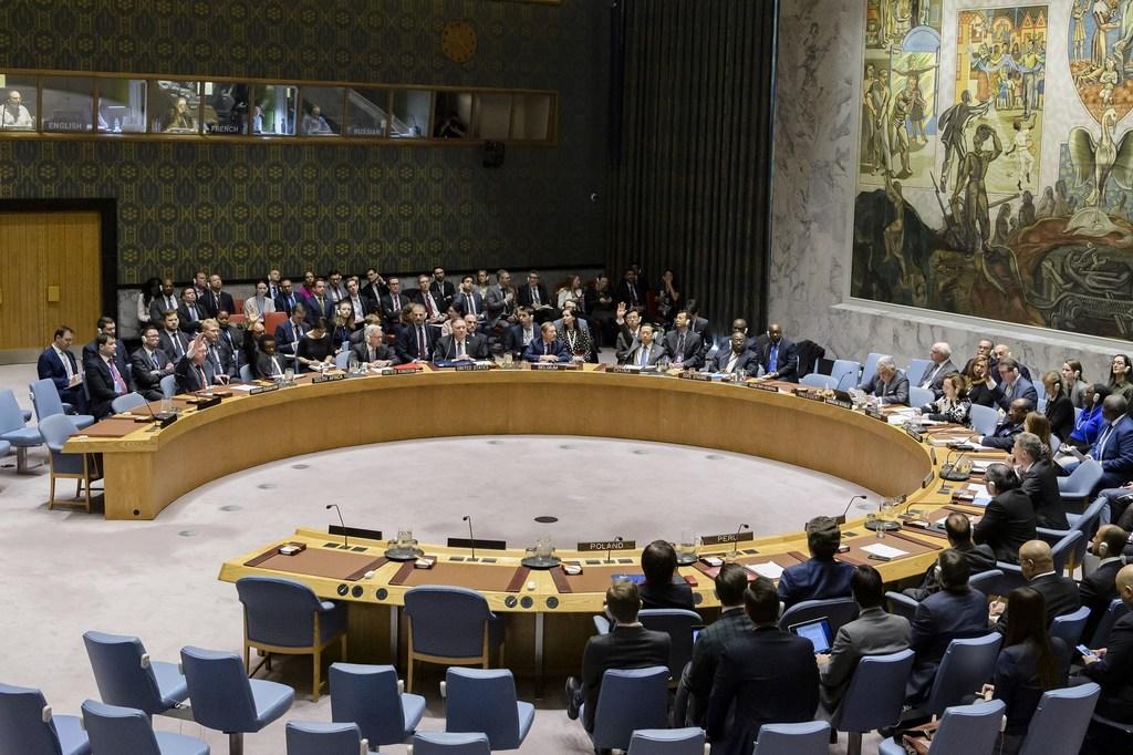 رسميا.. مجلس الأمن الدولي يناقش قضية الصحراء بعد اعتراف أمريكا بسيادة المغرب عليها