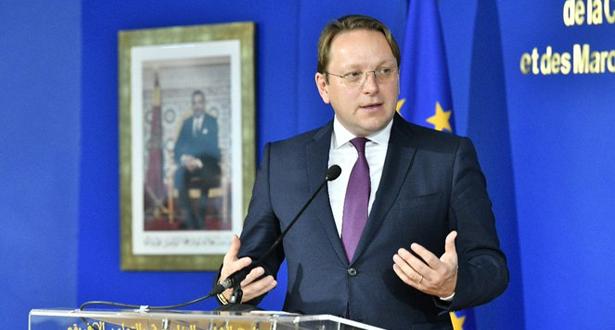 مفوض أوروبي المغرب شريك ذو مصداقية للاتحاد الأوروبي في مجال تدبير ملف الهجرة