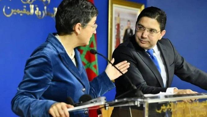 وزيرة الخارجية الاسبانية تؤكد الا جدوى من الضغط على الادارة الأمريكية الجديدة للتراجع عن اعترافها بمغربية الصحراء..