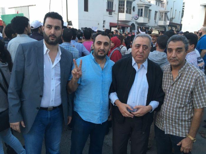 اسحاق شارية: زيان لايقبل النقد وعليه مغادرة سفينة الحزب المغربي الحر بعد تدهور حالته النفسية