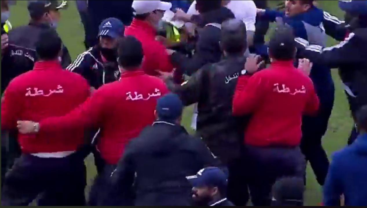 تونس وليبيا في دوري شمال أفريقيا