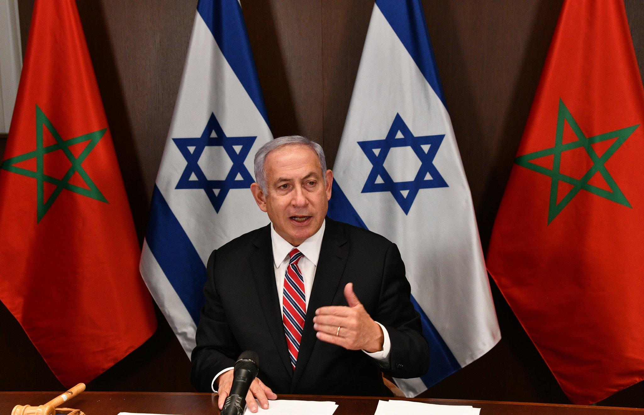 إسرائيل تُصادق على اتفاق استئناف العلاقات الدبلوماسية مع المغرب.. وافتتاح مكتب بالرباط
