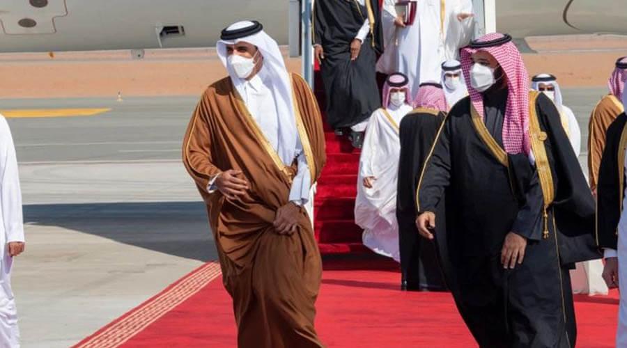 السعودية تسقط شرط قبل المصالحة مع قطر.. تعرف عليه