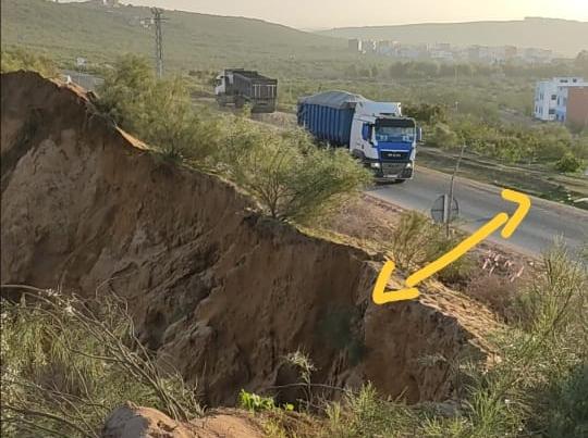 الطريق الساحلية الرابطة بين اسفي وسوق عام تحت