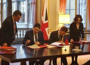 التقارب بين المغرب و بريطانيا يقلق الجارة الشمالية لهذا السبب.. !!