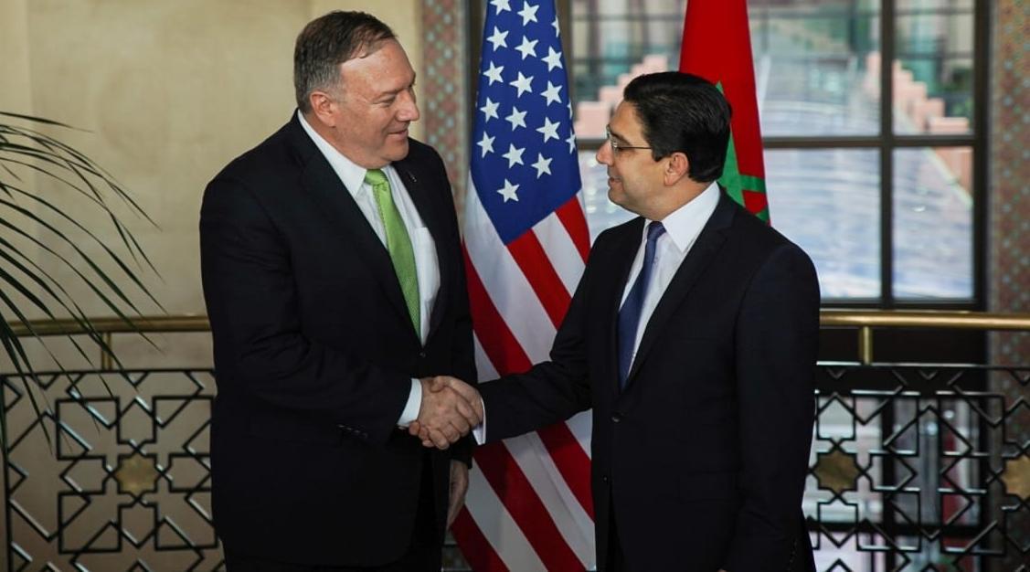 بومبيو: قنصلية أمريكا في الصحراء المغربية ستعزز التنمية الاقتصادية والاجتماعية