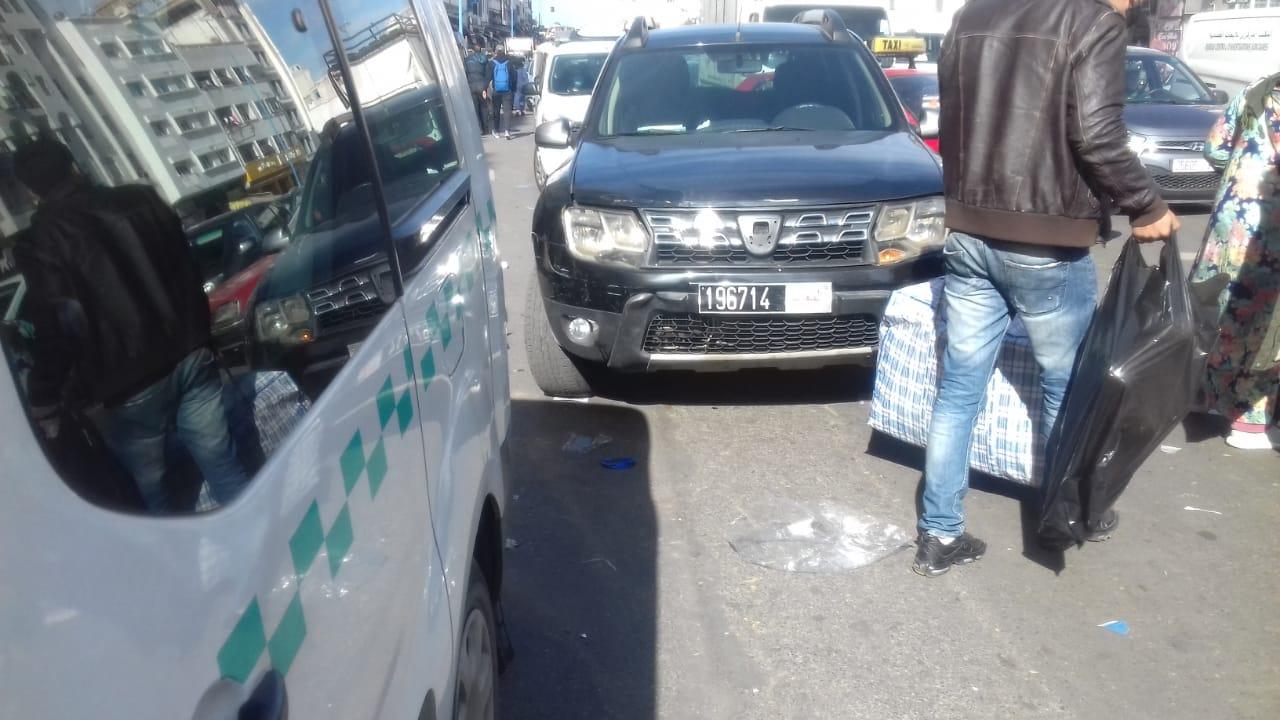 حادث سير طريق مديونة يثير جدل تطبيق القانون واستغلال النفوذ