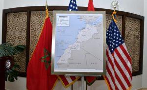خارطة المغرب