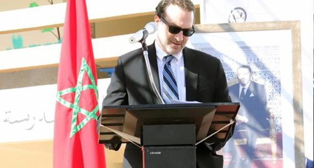ديفيد شينكر من العيون العلاقات بين الولايات المتحدة والمغرب قوية أكثر من أي وقت مضى