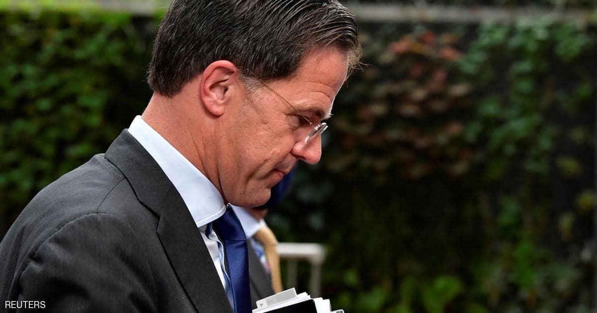 استقالة الحكومة الهولندية