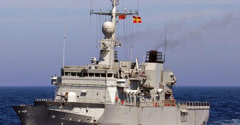 المغرب يشتري سفينة حربية من إسبانيا بـ150 مليون يورو