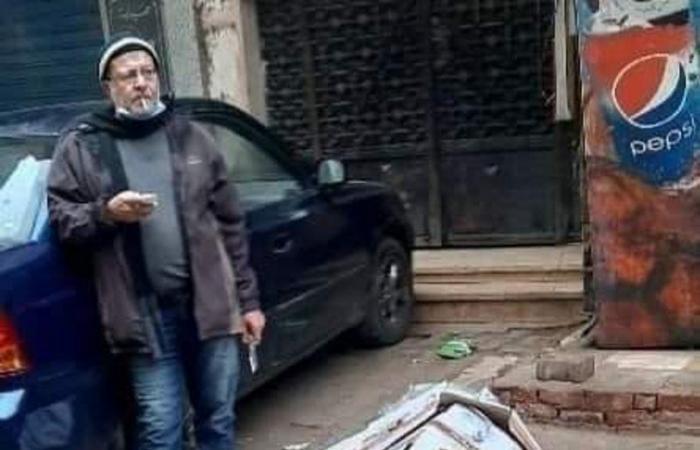 قتل زوجته ثم أشعل سيجارة منتظراً وصول الشرطة