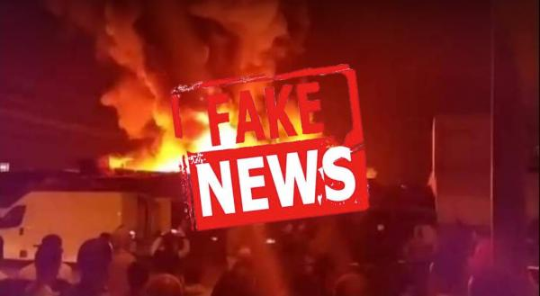 البوليساريو تنشر صورا لقصفها منطقة الكركرات..ولكن المفاجأة غير متوقعة!!