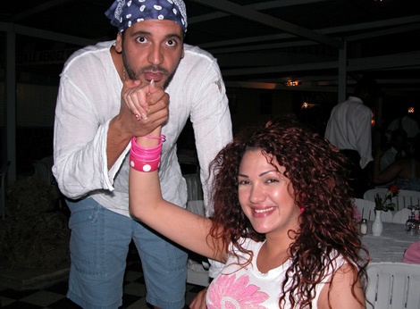 تطورات جديدة في قضية زوجة نجل القذافي بعد دهس عناصر من شرطة النظام السوري