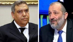 وزير داخلية إسرائيل يهاتف لفتيت: تبادلنا الدعوات لزيارة بلدينا