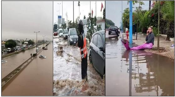 فيديوهات الغرق