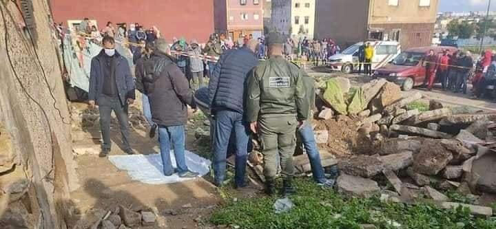 الدار البيضاء.. عظام وجماجم بشرية مدفونة بطريقة مريبة تستنفر السلطات والأمن بسباتة