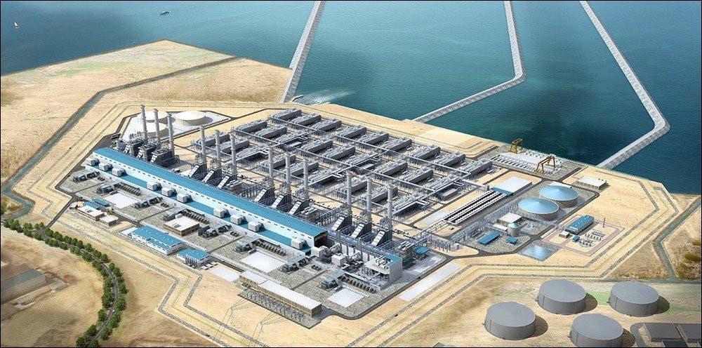 محطة جديدة لتحلية مياه البحر لتلبية حاجيات مدينة العيون حتى سنة 2040