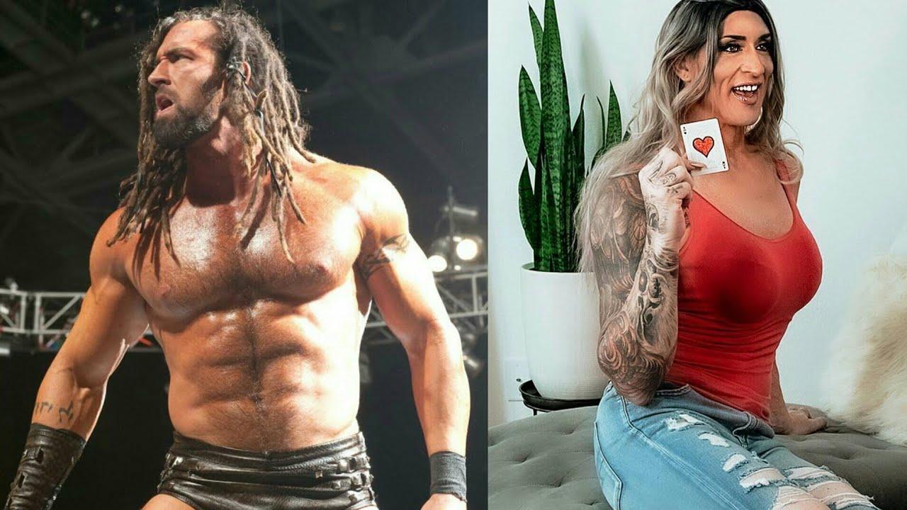 المصارع الأمريكي الشهير تايلر ريكس يتحول لامرأة فيديو