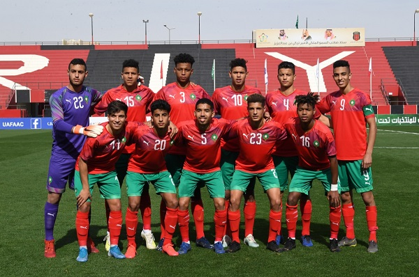 كأس إفريقيا للأمم لأقل من 20 سنة.. المنتخب المغربي يبلغ ربع النهاية بفوزه على منتخب تنزانيا