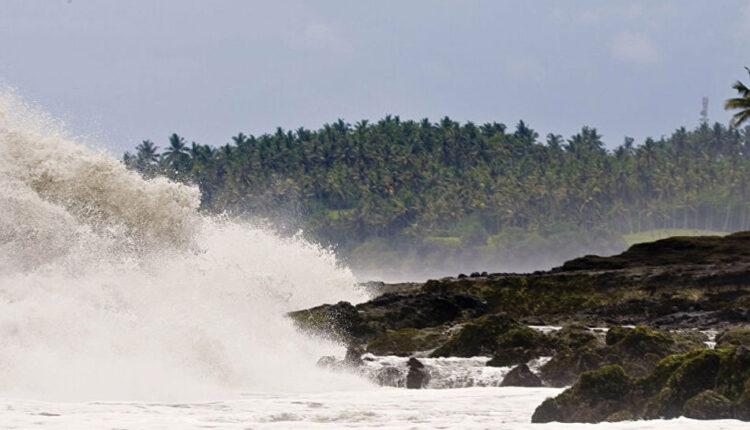 زلزال بحري