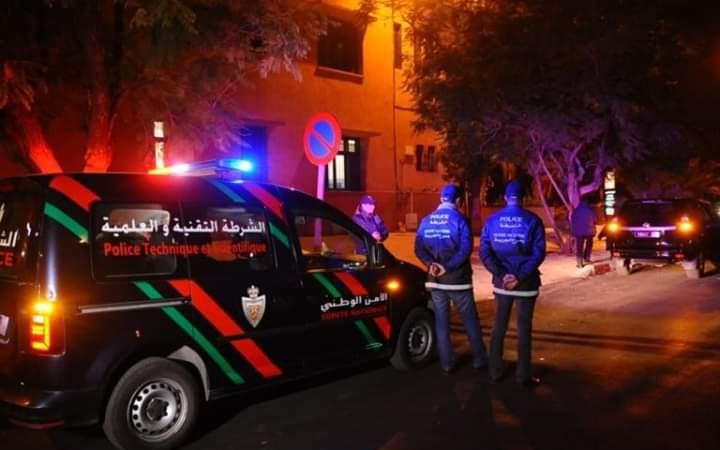 مهندسة شابة راح ضحية في ليلة ماجنة كانت رفقة عشيقها بشقة بكيليز في مراكش