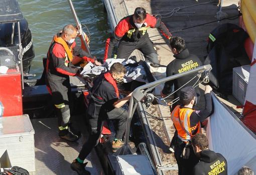 """نهاية مأساوية لـ """"حراك"""" مغربي مات مخمورا في نهر باسبانيا """"فيديو"""""""