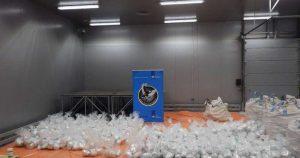ضبط 1500 كيلوغرام هيروين في حاوية بمدينة روتردام الهولندية