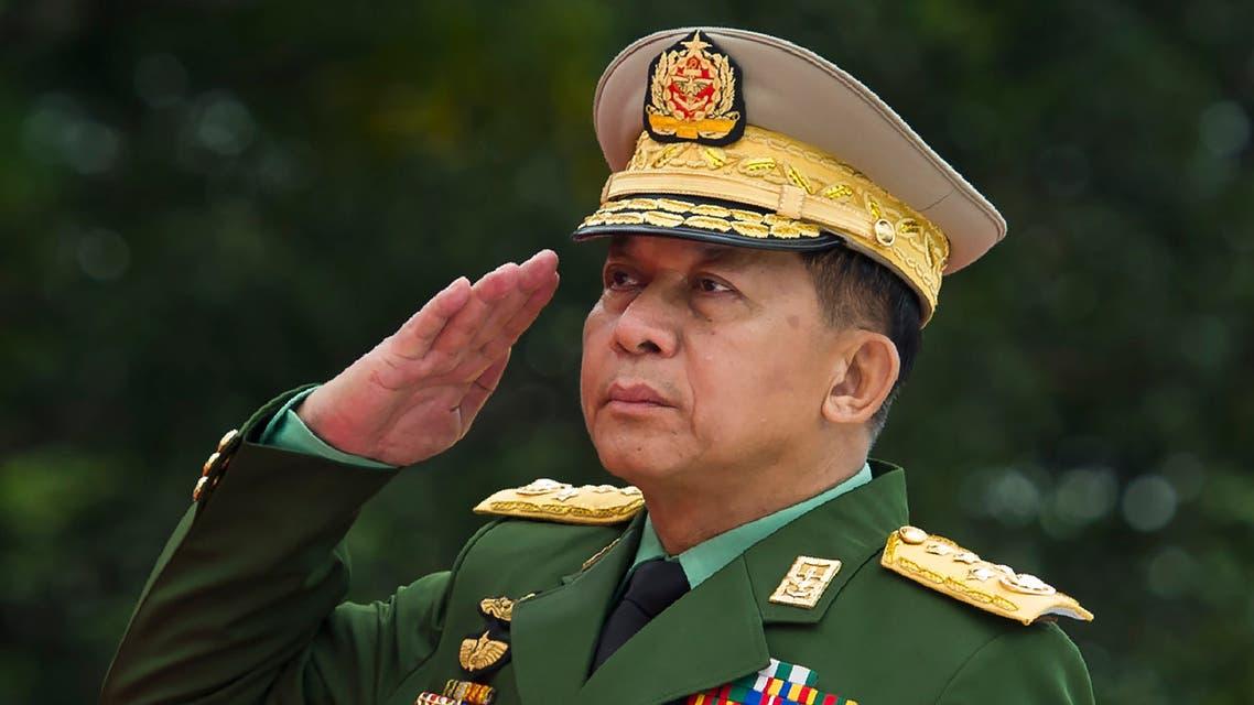 ميانمار.. تعرف إلى قائد انقلاب الفجر الذي باغت العالم اليوم