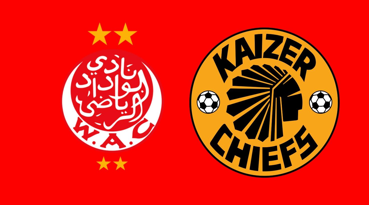 مباراة الوداد وكايزر شيفز الجنوب افريقي ستجرى في بوركينافاصو