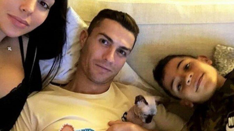 """بعد أن دهسته سيارة في تورينو.. رونالدو يرسل قطه """"النادر"""" للعلاج في إسبانيا بطيارة خاصة"""