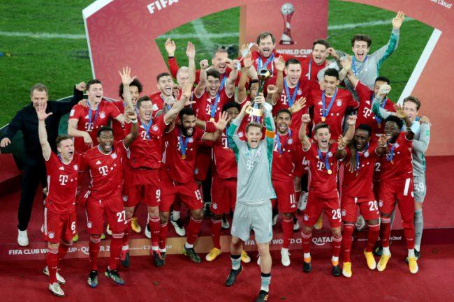 بايرن ميونخ يتوّج بكأس العالم للأندية ويحقق سداسية تاريخية فيديو