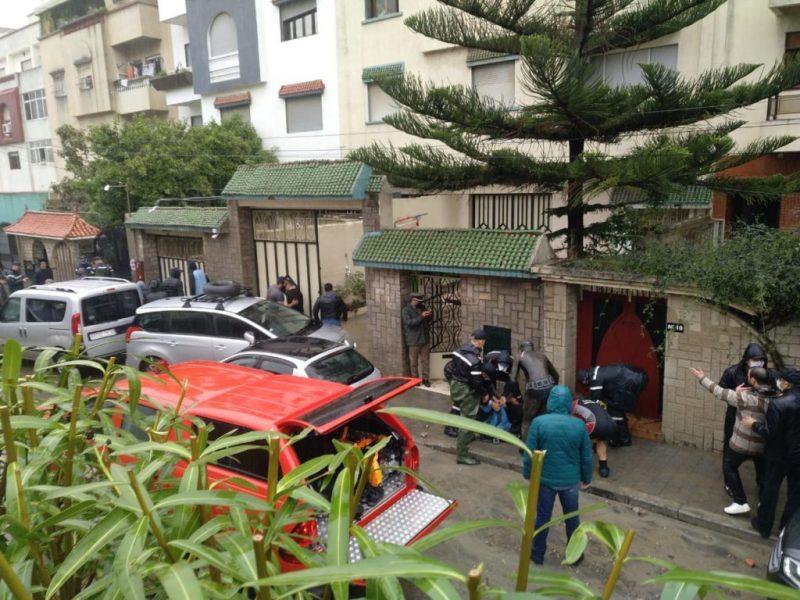 طنجة..مصرع 6 اشخاص بصعقة كهربائية بعد تسرب مياه الأمطار إلى أحد المصانع