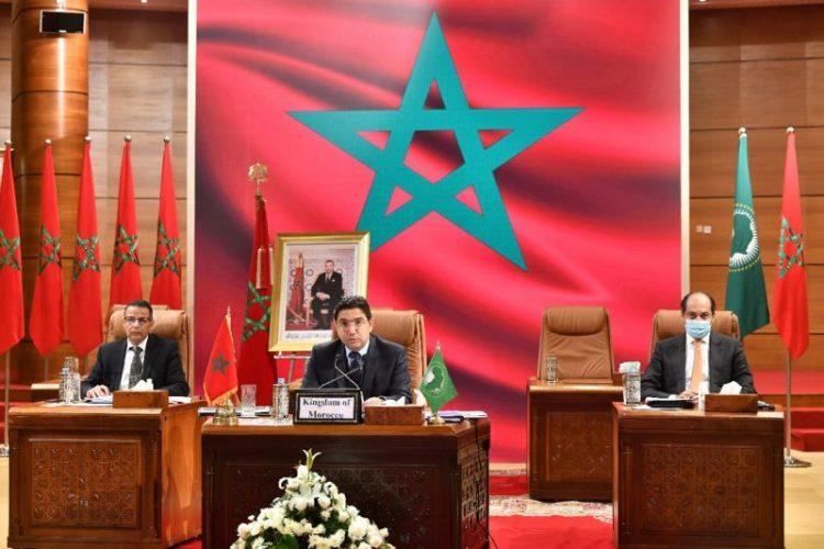 افتتاح الدورة العادية ال 34 لقمة الاتحاد الإفريقي بمشاركة المغرب