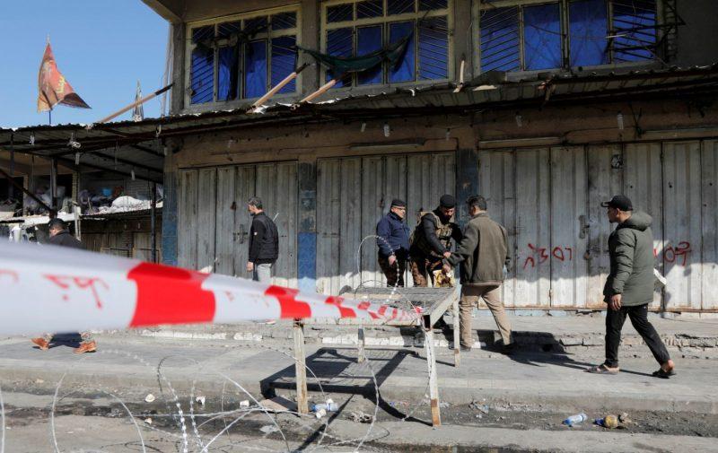 3 أشقاء يقتلون والدهم في جريمة مروّعة ببغداد