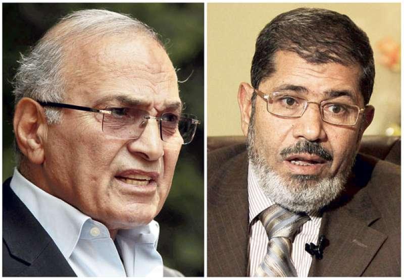 """وزير سعودي: """"أحمد شفيق"""" فاز بالانتخابات المصرية بعد الثورة والسفيرة الأمريكية غيّرت النتائج لصالح مرسي..!"""