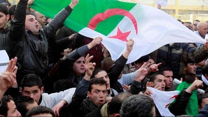 الجزائريو يخرج