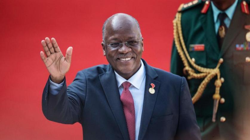 وفاة الرئيس التنزاني جون ماغوفولي عن عمر 61 سنة