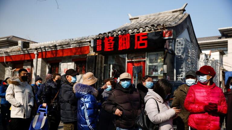 الصين تؤكد تفشي مرض جديد في اقليمين من اقاليمها