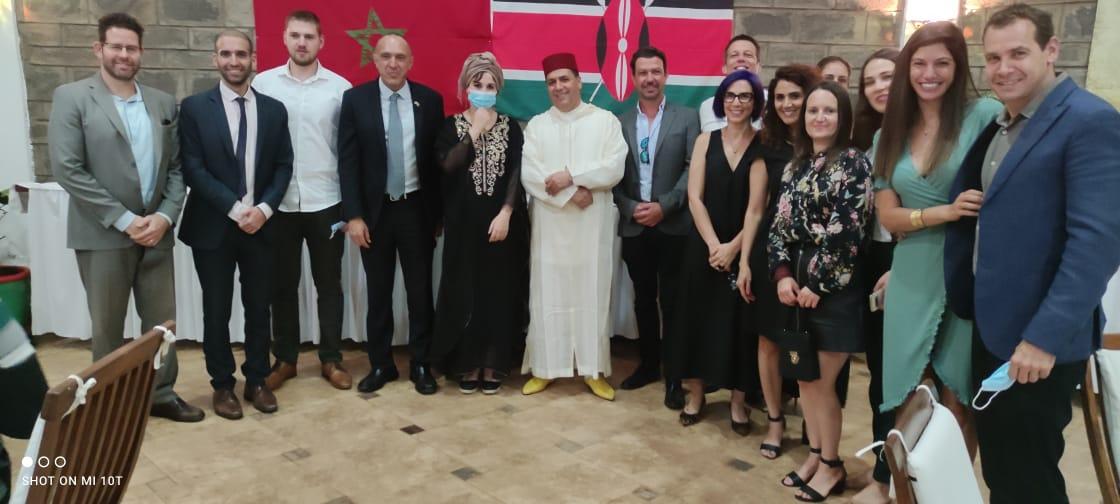 اليهود المغاربة بكينيا يعبرون عن تشبثهم بالعرش العلوي ومستعدون للدفاع عن الوحدة الترابية