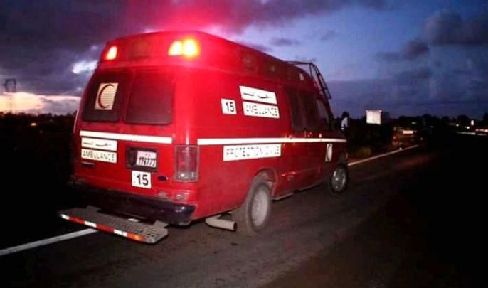 عاجل : إنتحار دركي فوق قنطرة الطريق السيار بين هرهورة وتمارة بسلاحه الوظيفي