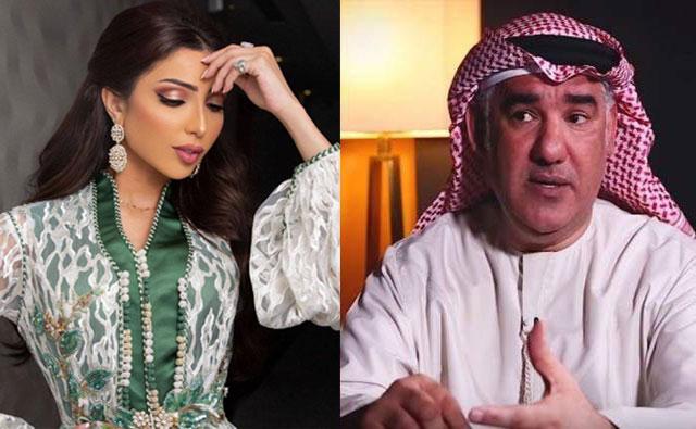 """صالح الجسمي يتّهم دنيا بطمة بغش الخليجيين ويسخر من """"براءتها"""" الوهمية"""