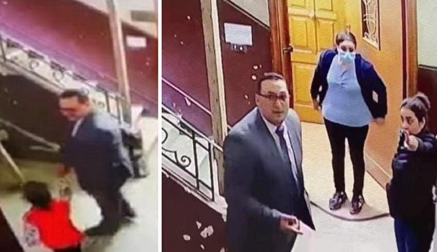 """حكم قاس في حق المهندس الذي تحرش بطفلة """"المعادي"""""""