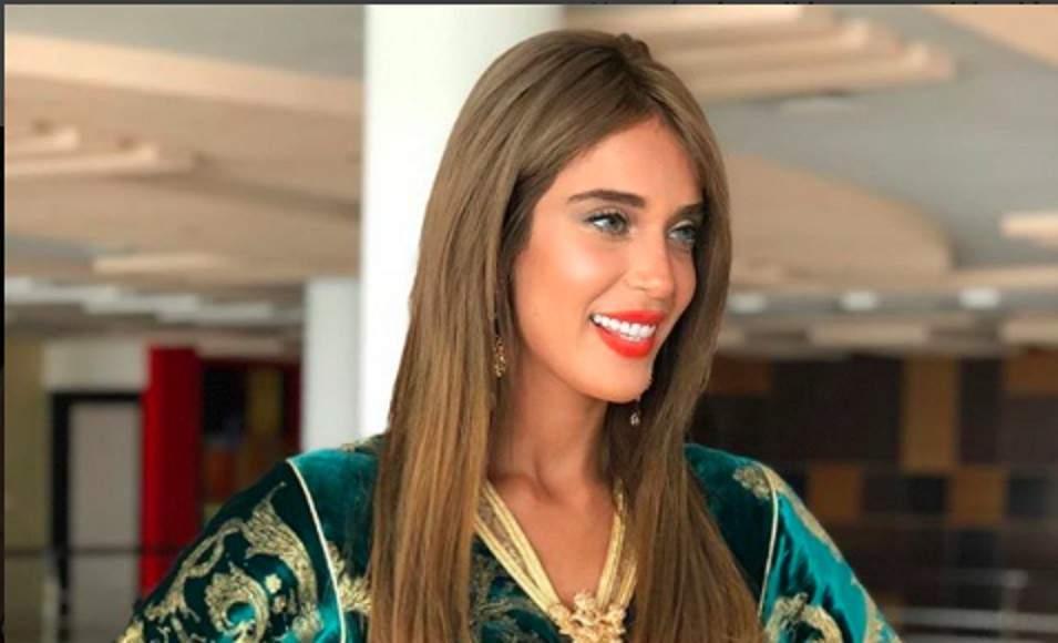 """بالفيديو..فنانة مغربية """"مقدتهاش الأرض"""""""