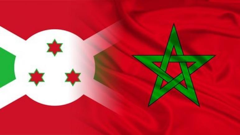 المغرب ضد بوروندي