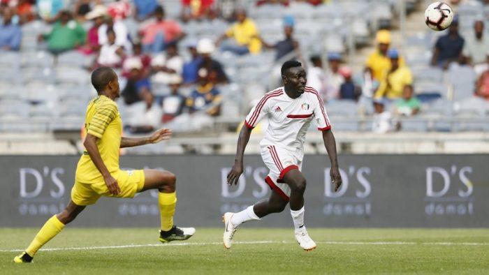 """السودان منافس المغرب في اقصائيات كأس العالم يزيح جنوب افريقيا وينتزع بطاقة التأهل لنهائيات""""الكان"""""""