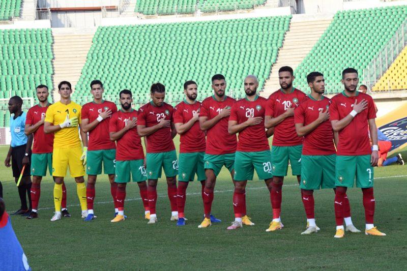 مفاجأة غير متوقعة في تشكيلة المنتخب المغربي لمواجهة موريتانيا