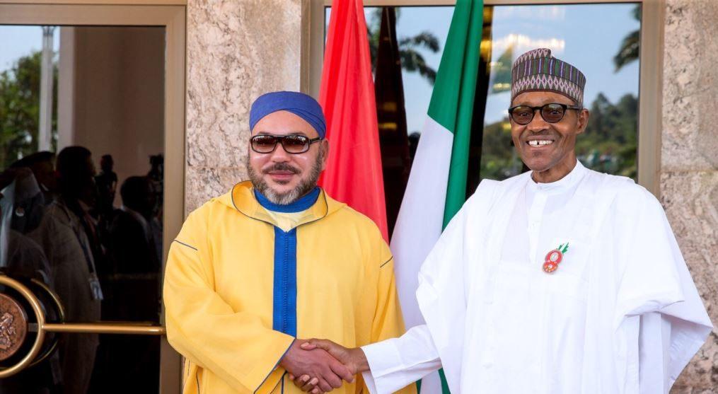 الرئيس النيجيري