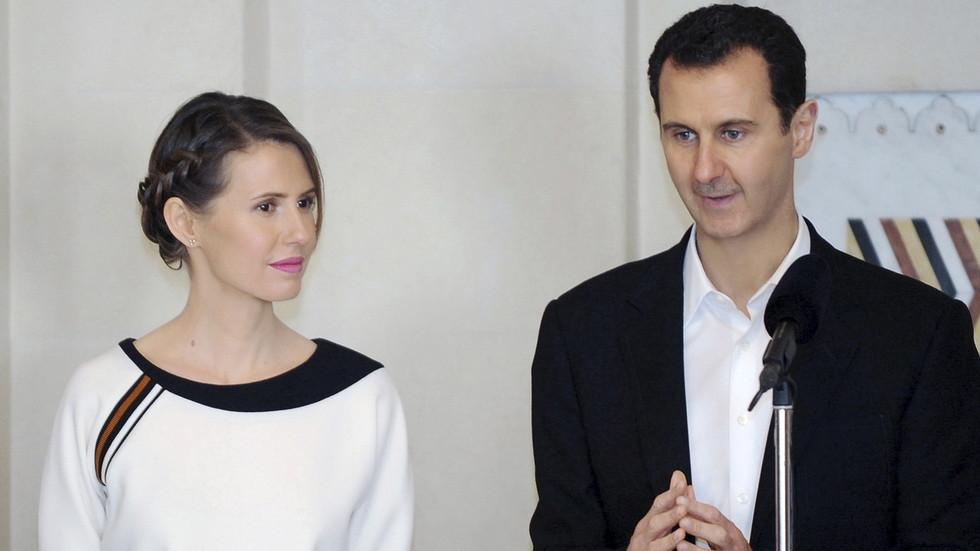 سوريا تعلن إصابة الرئيس